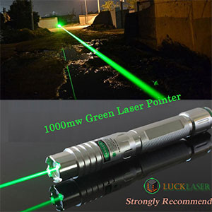 2017 Cheapest 1000mW green laser high power laser beam for point long distance - Strongly recommended! & Heavy discount Now!