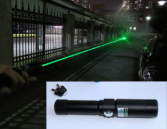 Upgrade 1000mw high power green laser pointers burning handheld green laser