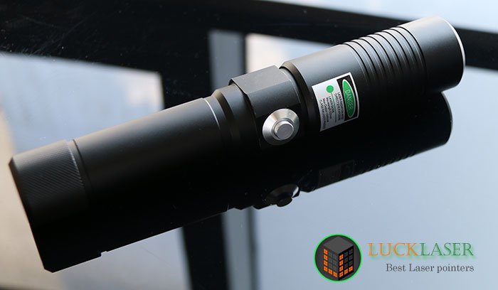 most powerful handheld laser
