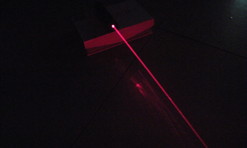 100mw~250mw 660nm Red laser Water-proof & Focusable