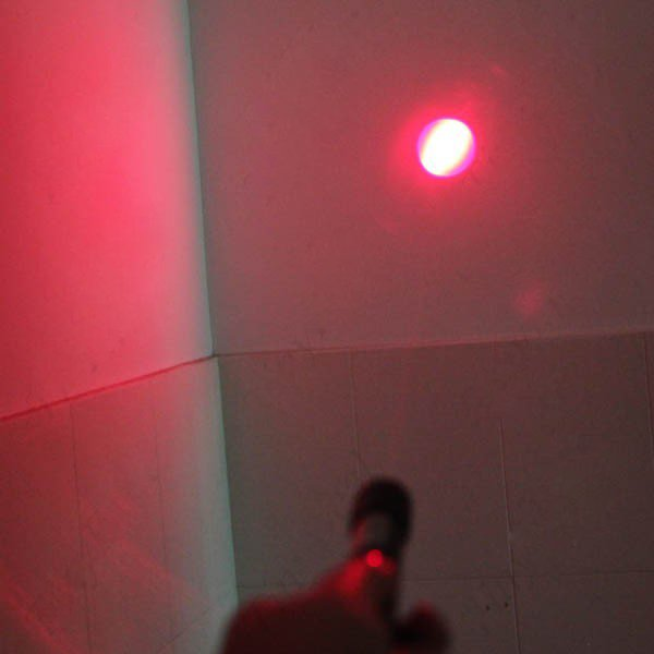 200mw 650nm Red Laser Pointer Focusable