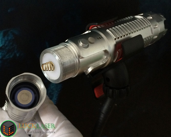 810nm 2000mW High power IR Laser Torch