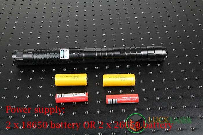 3w most powerful laser pointer