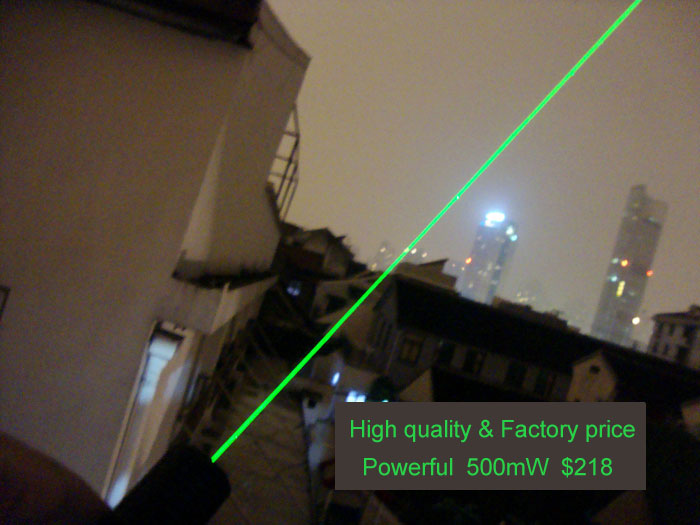 200mw~500mw green laser pointer small high power green laser pointer