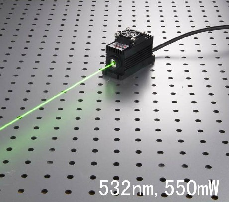532NM 500MW High Power Green Laser Module Dot (LSR532NL)