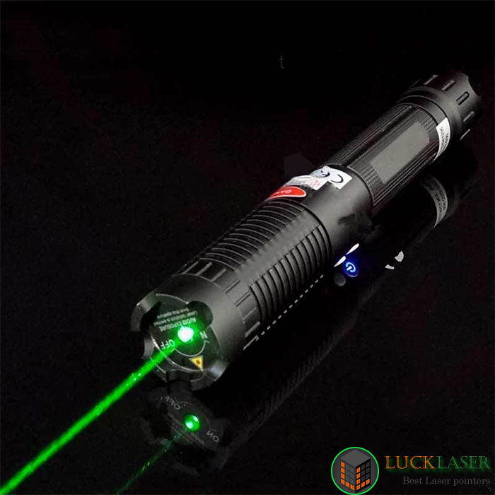 532nm 200mw~800mw Portable laser green laser pointer -- With Pulsating Model