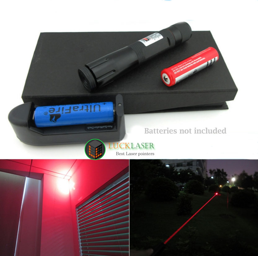635nm 350mw/650mw Orange Red Laser pointer Focus adjustable Visible red beam
