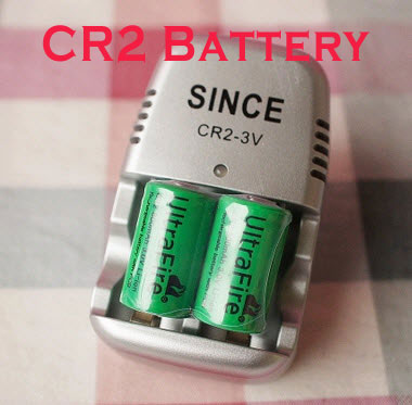 CR2 3V Li-ion rechargeable battery
