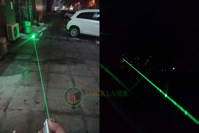 525nm 1W diving laser pointer