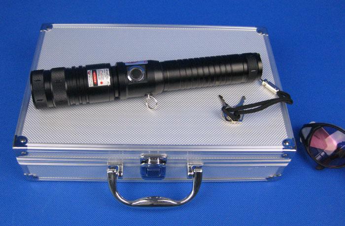 980nm 1w 3w Ir Portable Laser Pointer With Safety Key