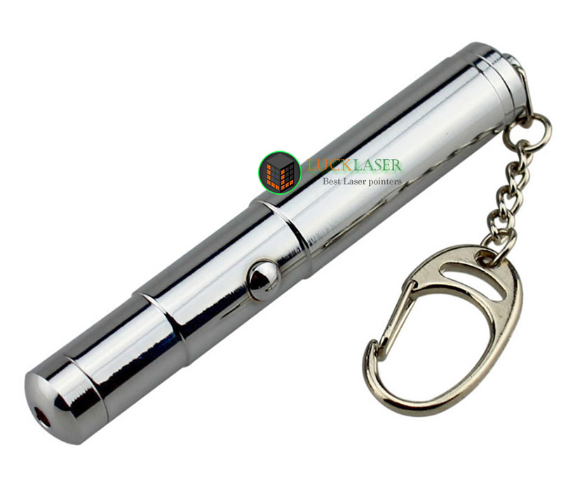 Mini Green 30MW laser Pen with Carrying Keychain Astronomy Point to Star
