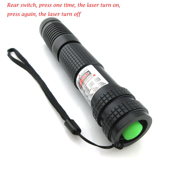 850nm 800mw Focusable Near-infrared laser pointer High power invisible laser pointer