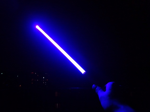 powerful handheld laser
