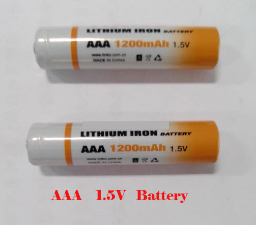 AAA battery Alkaline 1.5V
