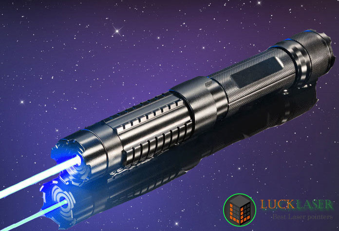 2W Actual powerful Blue Laser Pointer -- Updated version -- Big Discount Now