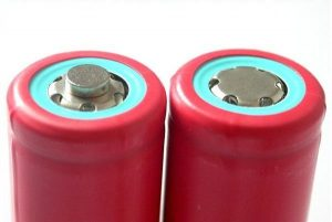 Different types of battery positive